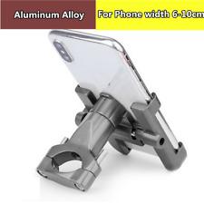 Rotation CNC Titanium Motorcycle ATV Handlebar GPS Phone Mount Holder For iPhone
