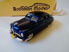 Brooklin Models-Diecast- 1949 Mercury Coupe -1:43 Scale-Nib