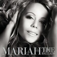 The Ballads by Mariah Carey CD 18 Tracks