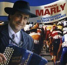 BERNARD MARLY - L'ACCORDEON DU TOUR DE FRANCE NEW CD