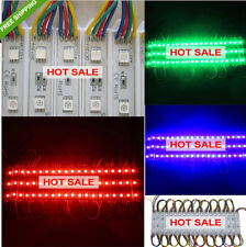 500 RGB  12V 5050 (In Houston) Fast shipping   3 LED Module Waterproof