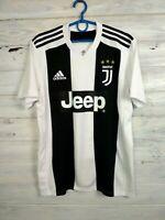 Juventus Jersey 2018 2019 Home S Shirt Mens Football Soccer Adidas CF3489