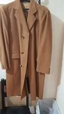 The Scotch House 100% CASHMERE light weight coat M/L