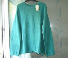 """BNWT *Gudrun Sjoden* gorgeous organic cotton textured jumper XL 50"""""""