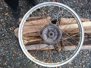 D I D Japan 4NA   1.60 x 21    509 f  Front  Motorcycle Wheel Rim
