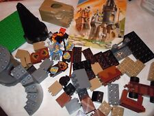 Lego Duplo Defense Tower 4779 parts (58 pieces) Missing 6 pieces to complete set