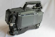 Sony HDC-930 2/3'' B4 mount fiber Multi-format HD Camera System