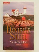 Danielle Steel Nie mehr allein Roman Blanvalet Verlag