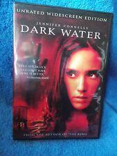 DVD  Dark Water  Jennifer Connelly