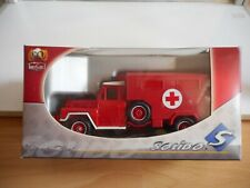 Solido Acmat Ambulance in Red in Box