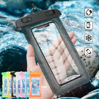 Swimming Waterproof Pouch Bag Dry Case Cover for  For iPhone X/Xs Max Samsung