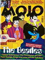 Mojo Magazine Oct 1999 - The Beatles - in stock from UK - The Clash