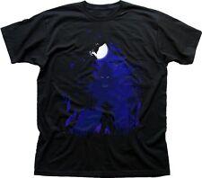 DBZ Dragon Ball Z Goku black cotton t-shirt TC9442