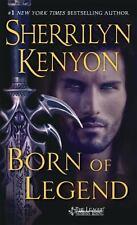 Born of Legend:The League Nemesis Rising by Sherrilyn Kenyon 2017 Paperback NEW