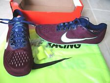 New NIKE Zoom Victory Elite 2 Spikes Running Shoes MEN 13 Purple 835998 500 $150