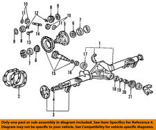 FORD OEM 05-09 Mustang Rear-Axle Shafts 5R3Z4234C