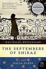 The Septembers of Shiraz by Dalia Sofer (Paperback / softback)