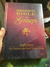 Serendipity Bible for Groups New International Version