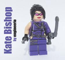 LEGO Custom - Kate Bishop Hawkeye - Marvel Super heroes minifigures