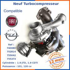 Turbo Turbocompresseur Neuf pour OPEL Astra H 1.9 CDTI 120 cv 93178697, 71791366