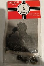 Vintage Metal 54mm Military Miniature Deauville Hitler Youth WWII