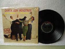 Don Costa LP Canta Con Nosotros Freeloaders Clean Live 196? UA In Shrink Orig!