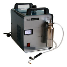 75L/H Oxy-Hydrogen Generator Water Welder H160 Acrylic Flame Torch Polisher 220V