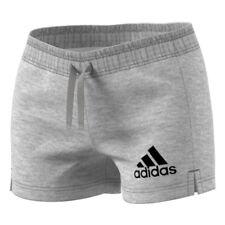 Shorts, bermuda e salopette da donna adidas fantasia nessuna fantasia in cotone