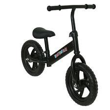 "12"" Kids Balance Bike No-Pedal Learn to Ride Pre Bike Classic Adjustable Seat US"