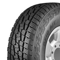 4 New Delinte DX-10 Bandit A/T LT 35X12.50R20 Load F 12 Ply AT All Terrain Tires