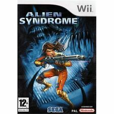 Alien Syndrome (Wii Nuevo)