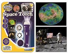 Brainstorming Spielzeug Weltall Universum Astro Taschenlampe Projektor Educational Taschenlampe