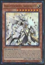 1x Yugioh BOSH-EN097 Black Luster Soldier - Sacred Soldier Ultra Rare Card