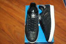 NEW WOMENS ADIDAS SZ 7 SHOES GAZELLE SILVER BY9363