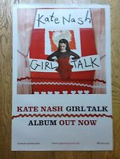 KATE NASH Girl Talk Glossy Promotional POSTER