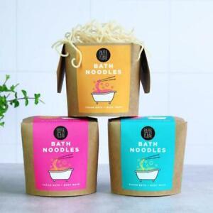Handmade 100% Natural Vegan Bath Noodles