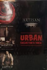 Urban Collectors Pk Caught Up, The Substitute and Substitute 2: Schools Out DVD