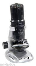 """Amoeba"" Dual Purpose Digital Microscope (Gray) - Celestron #44326"