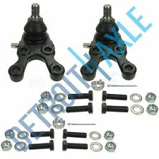 Set (2) NEW Front Suspension Lower Ball Joint Set for Mitsubishi Montero Sport