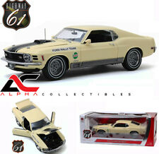 HIGHWAY 61 18019 1:18 1970 FORD MUSTANG MACH 1 SCCA ROAD RALLY CHAMPIONSHIP