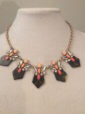 $52.50 J.Crew Tortoise Firefly Necklace 150