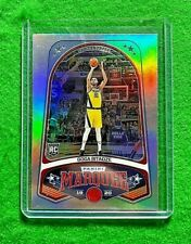 GOGA BITADZE PRIZM SILVER ROOKIE CARD INDIANA PACERS 2019-20 CHRONICLES MARQUEE