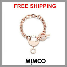 Authentic MIMCO Discovery Bracelet ROSE GOLD Tone NEW BNWT RRP $89.95