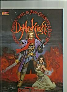 DEMON KNIGHT  by John Ostrander Trade paperback Graphic Novel First Comics