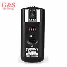 Yongnuo RF-602 RF602 2.4GHz Wireless Remote Flash Receiver for Nikon Canon DSLR