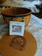 Longaberger baskets decorative collectibles