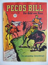 PECOS BILL N. 33, Mondial-Verlag, stato 2 -