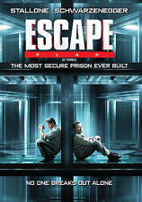 Escape Plan  (MINT !! DVD) FREE SHIPPING !!