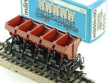 Märklin 4635 Muldenkippwagen Güterwagen DB Ommi 51 OVP 1602-13-76