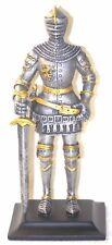 Statuette Chevalier à l'épée - déco médiévale